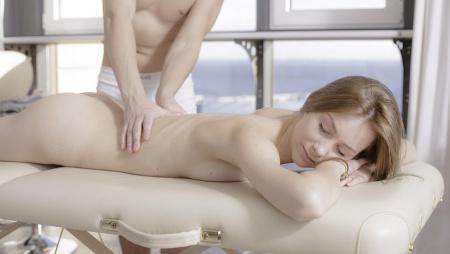 Русский массаж превращается в секс