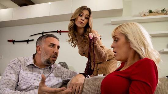Секс измена на глазах жены