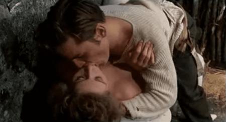 Подборка секс сцен с принуждением из ретро-фильмов