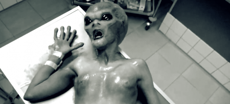 Порнуха жесть: Секс с реальным инопланетянином